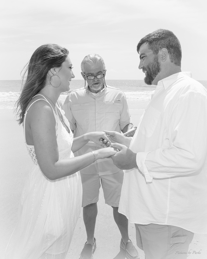 Mary Parks & Kurt Cox Wedding at Tybee Island